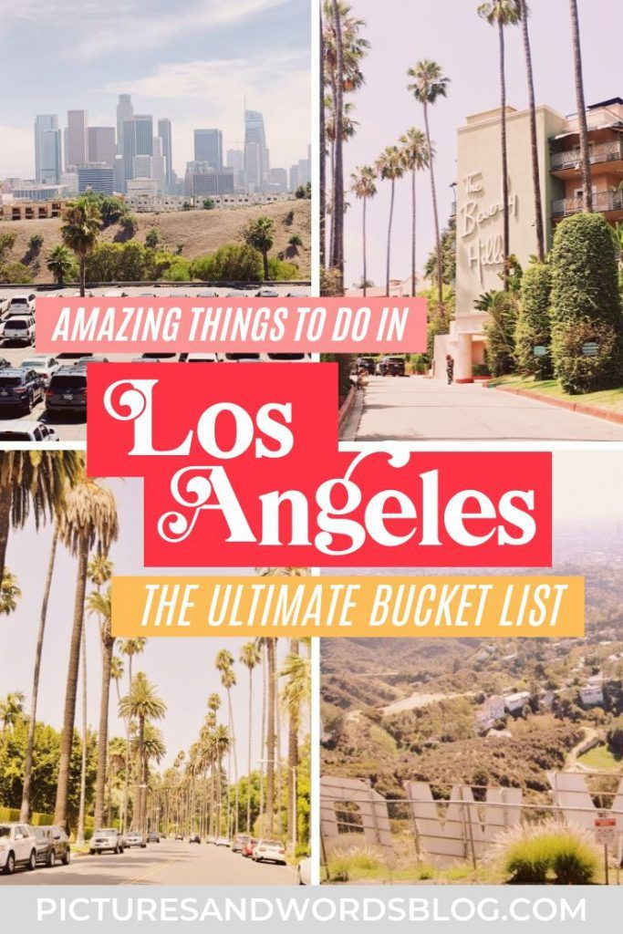Pin On Los Angeles Travel