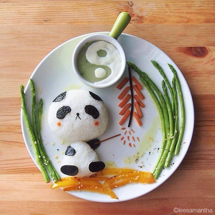 creative bento food designs samantha lee 15 Fancy Food Art Ideas that Kids Love