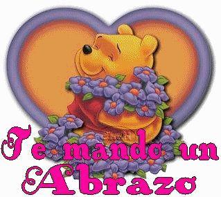 Imagenes De Rosas Con Movimiento   Imagenes tiernas de Winnie Pooh   Imagenes para Facebook [FB]