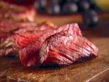 Cooking Channel serves up this Rib-Eye Steak with Black Olive Vinaigrette recipe from Giada De Laurentiis plus many other recipes at CookingChannelTV.com