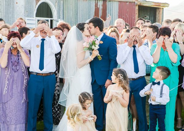 Wedding Family Photograph | Joey & Renier, George, Garden Route, South Africa - Jacey Searra Photography