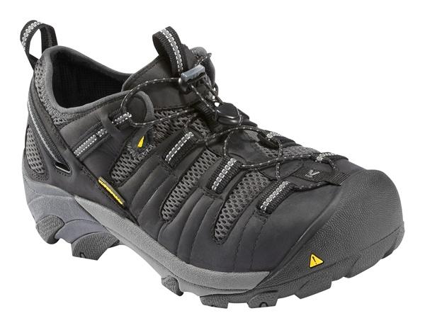 KEEN Footwear - Men's Atlanta Cool   non-slip for work