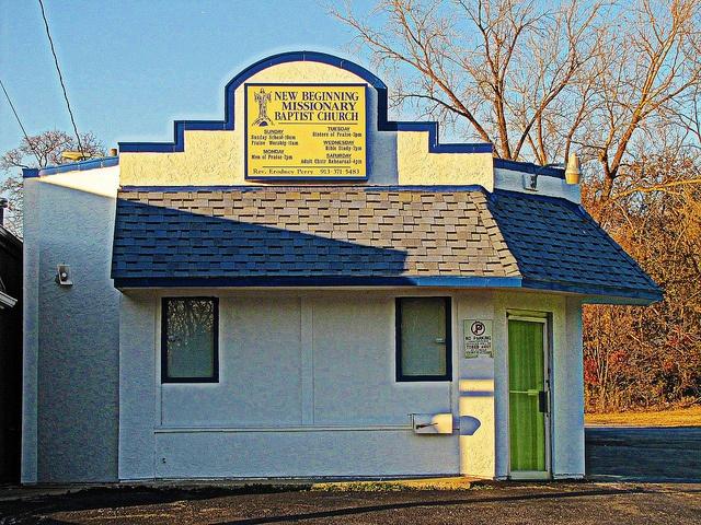 New Beginning Missionary Baptist Church, Kansas City, Kansas.