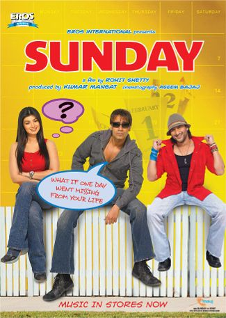 http://www.moviezcinema.com/2017/01/sunday-2008.html - Sunday (2008) Hindi Full Movie Watch Online Free HD