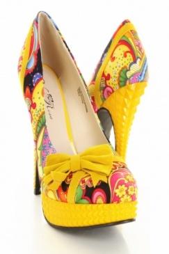 fun!: Platform Heels, Favorite Color, Shoes 3, Shoes Fettish, Ohmygod Shoes, Sexy Shoes, Shoes Crazy, Shoes Addiction, Shoes Heels