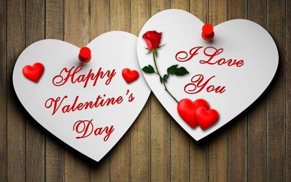 New Happy Valentine's Day I Love You