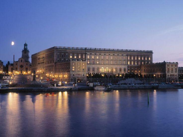 Palatul Regal din Stockholm