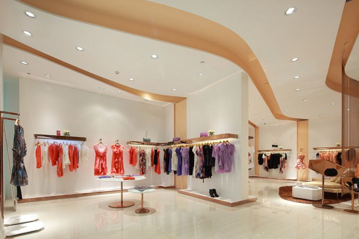 Retail Design | Store Interiors | Shop Design | Visual Merchandising | Retail Store Interior Design | SCFashion store by OOBIQ Architects, Shenyang