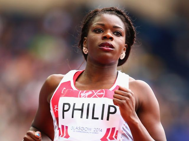 Result: Team GB runners out of women's 100m