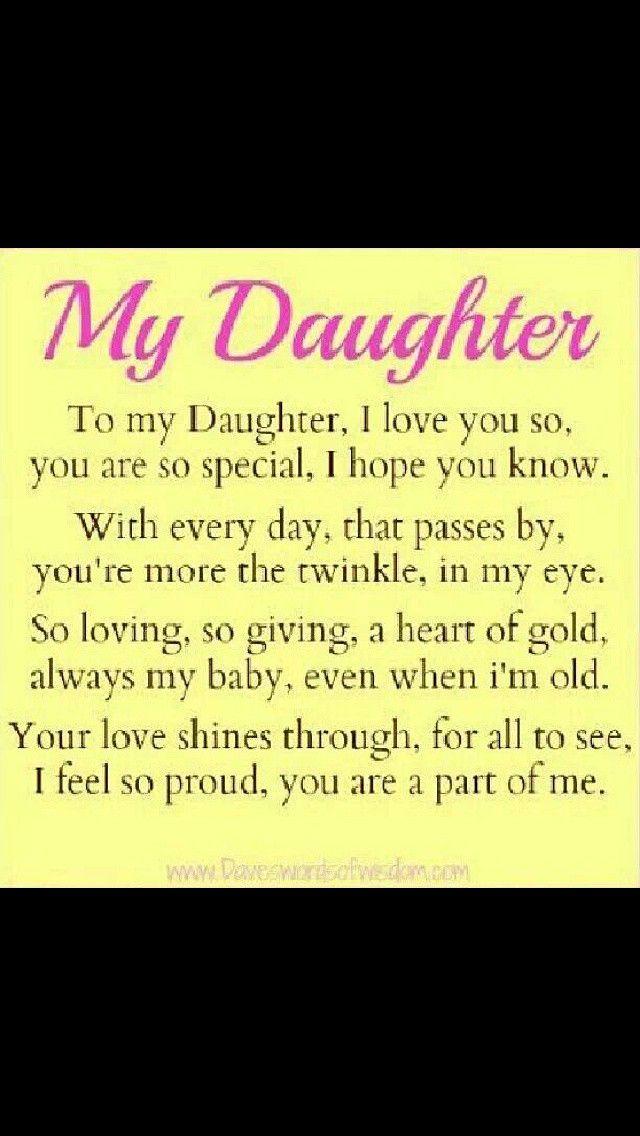 <3 my baby girl