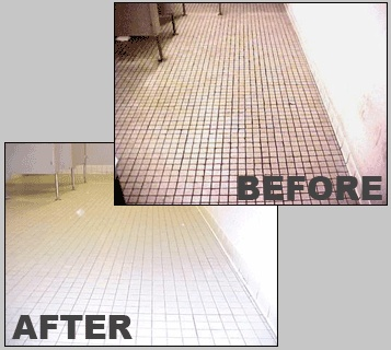Tile Cleaning in Sydney