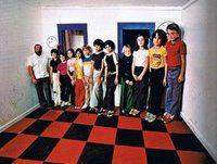 Ames Room Video Illusion - http://www.moillusions.com/ames-room-video-illusion/