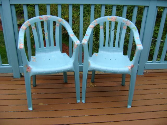 25 best ideas about plastic garden chairs on pinterest