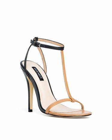 T-Strap Heels.