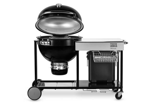 Weber Summit Charcoal Grill Centre Grilling Charcoal Grill Gourmet Bbq