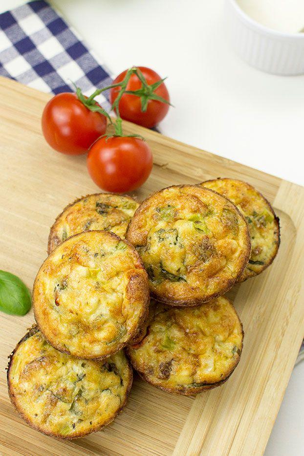Italian Style Breakfast Egg Muffins Recipe In 2020 Keto Recipes Dinner Easy Egg Muffins Breakfast Healthy Healthy Egg Breakfast