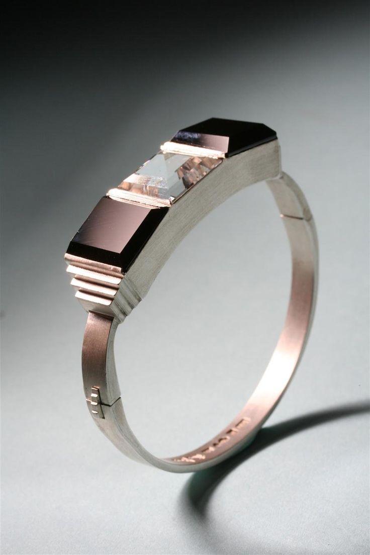 Bracelet, designed by Wiwen Nilsson for Anders Nilsson. Sweden. 1937.