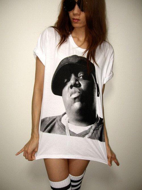 The Notorious BIG Biggie Smalls Rap Hip Hop Icon by badassbags4u, $16.99