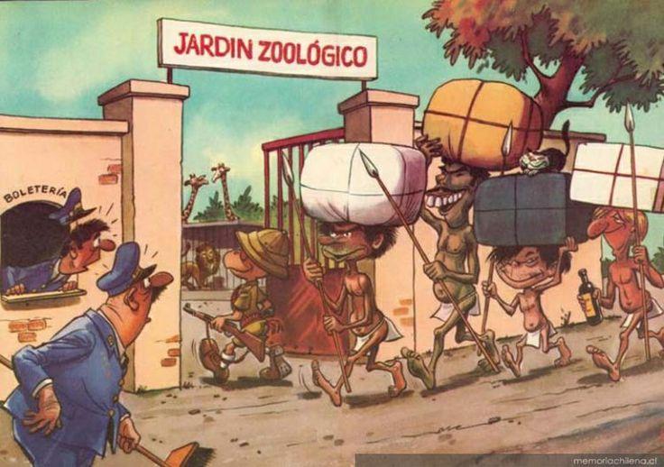 ¿Sabían que tuve un pasado explorador? Fue en 1968 cuando aparecí en una expedición en el zoológico y... ¡Plop!
