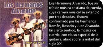 La mejor App de Musica Cristiana del Ayer. Los Hermanos Alvarado