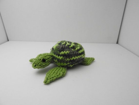 CUSTOM ORDER: Winnie Duncan. Hand knitted Sea by knitsummore