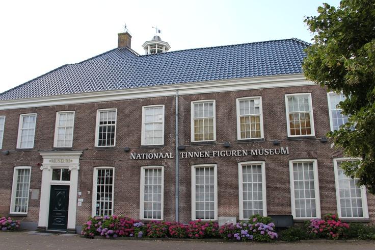 Het beroemde tinnenfiguren museum, het enige in heel Nederland!