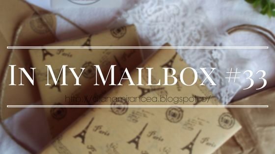 Dreams Have Wings: In My Mailbox #33