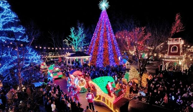 Enjoy your Best Christmas Parties in Las Vegas Nevada