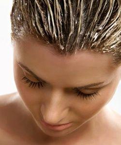 How to Do a Mayonnaise Hair Treatment Step-by-step instructions for using a mayonnaise hair treatment to moisturize damaged hair.