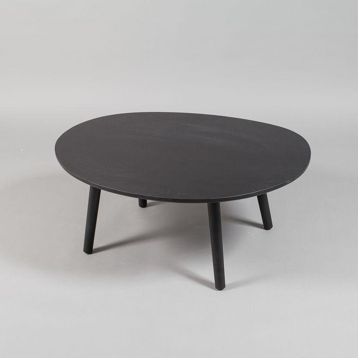 Ray soffbord, svart i gruppen Möbler / Bord / Soffbord hos RUM21.se (123991)