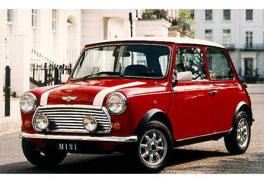Image Avant gauche Rover MINI Mini Balmoral