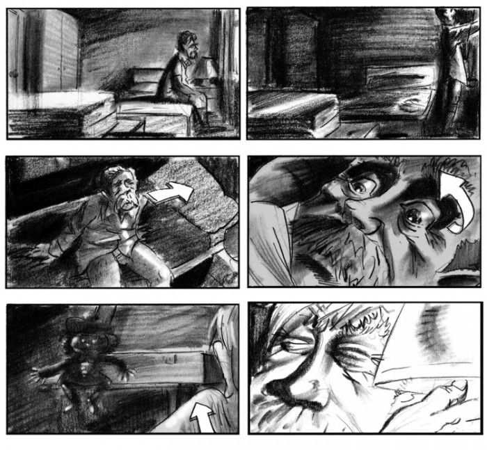 Best Storyboards Images On   Storyboard Cartoon Art