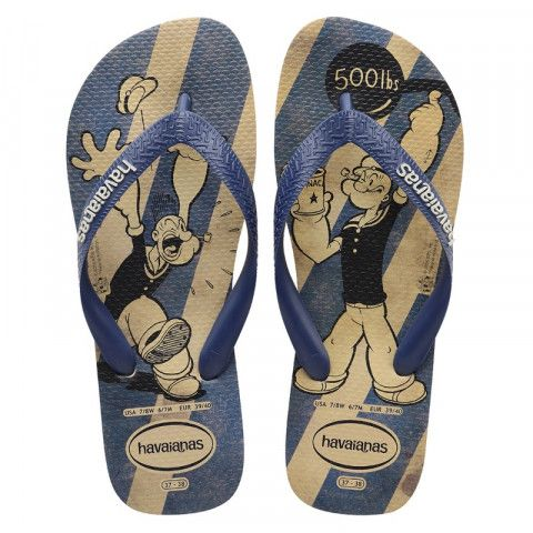 Havaianas Popeye Beige Flip Flop