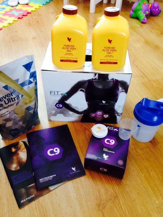 It's here!! The all new Clean9, cannot wait to get going. Feel healthier and lose weight, what more could you want :) Get yours at www.endlesslyaloe.co.uk