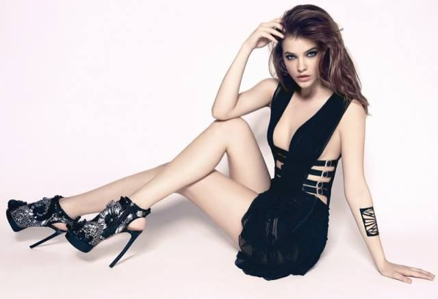 Barbara Palvin in Madleine Couture