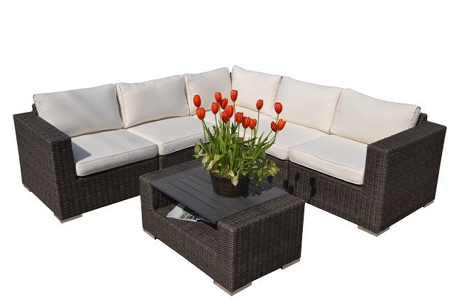 Pas 1312 Luxury L Shaped Popular Outdoor Wicker Sofa Set Buy Wicker Patio Sofa Set Luxury Outdoor Sof With Images Outdoor Furniture Sofa Wicker Sofa Outdoor Wicker Sofa
