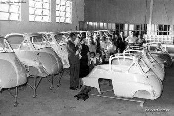 Romi-Isetta - 1956 familia Romi