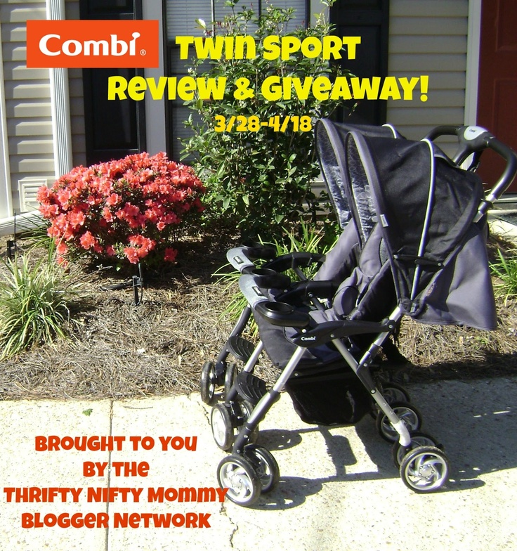 Thrifty Nifty Mommy Strolling into Spring with the Combi