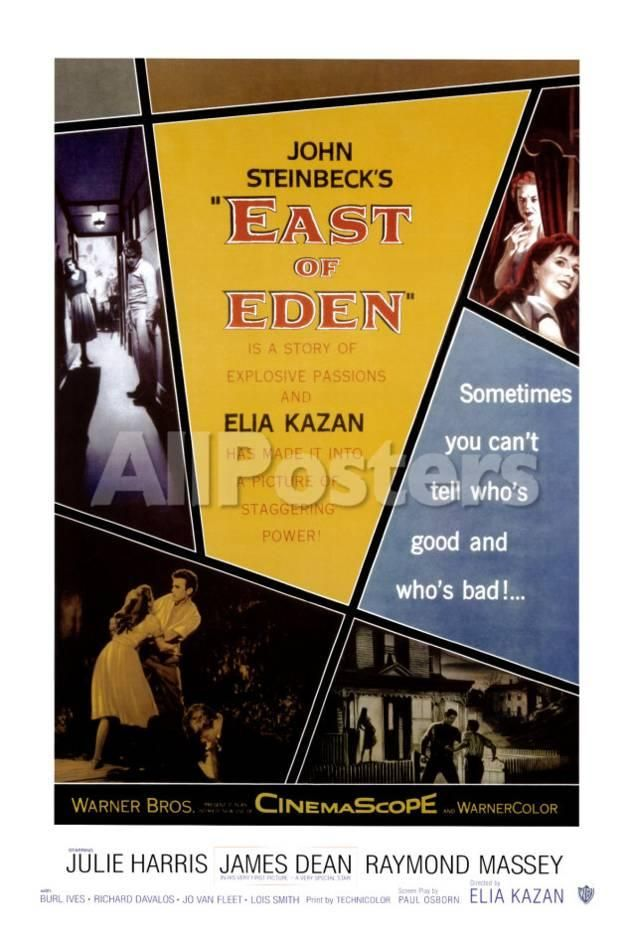 East Of Eden Movies Poster - 69 x 102 cm