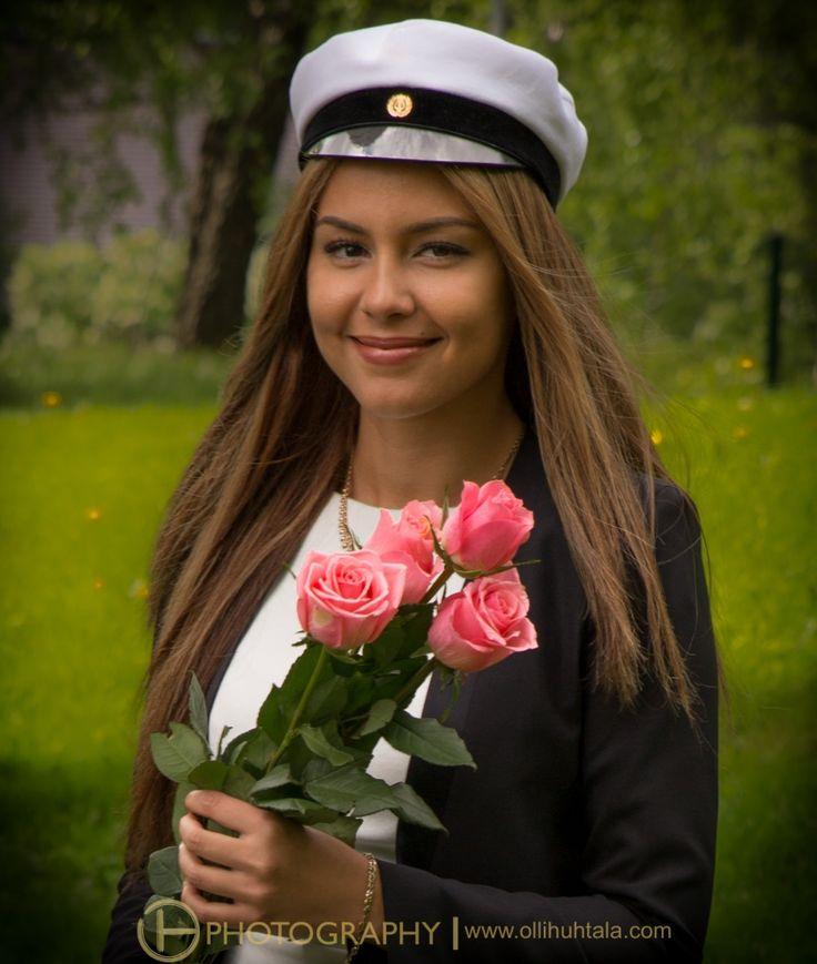 Graduation Photo Helsinki