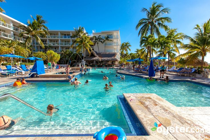 This 153-room property is located in northern Key Largo, a short drive from the John Pennekamp Coral Reef State Park, and close to shops and restaurants. Not a lot stands out, but there are a few perks -- like a diver's center on-site, an adequate spa, and a nice private beach (albeit a tiny one, with little room for swimming). Big rooms have flat-screen TVs, free Wi-Fi, and nicer decor than other mid-range chains in the area -- but many bathrooms could use a renovation. Upgrading to a suite…