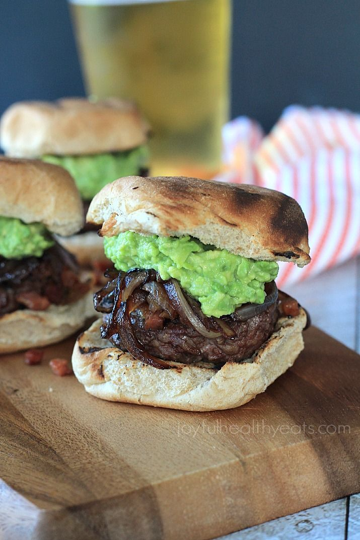 Gourmet Cowboy Hamburger Sliders + Giveaway