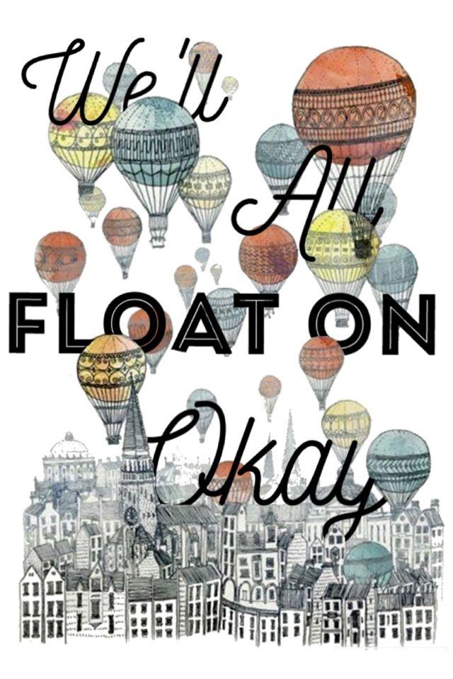 Float On-Modest Mouse Lyrics