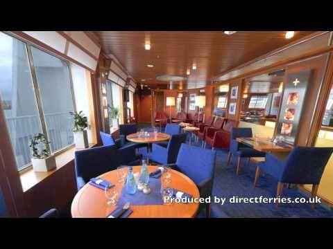 Stena Line Stena Jutlandica ferry review and ship guide