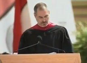 Apple's Steve Jobs: Stanford commencement speech transcript
