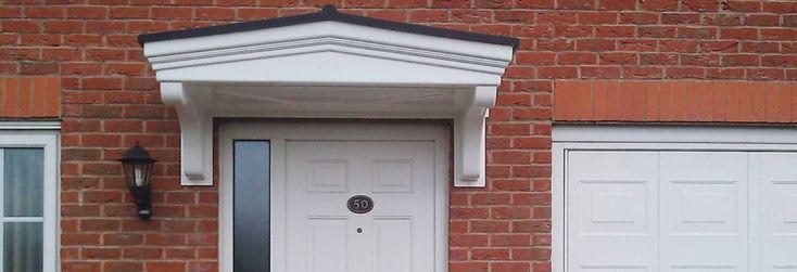 Front Door Canopy & Porch Canopies | Canopies UK