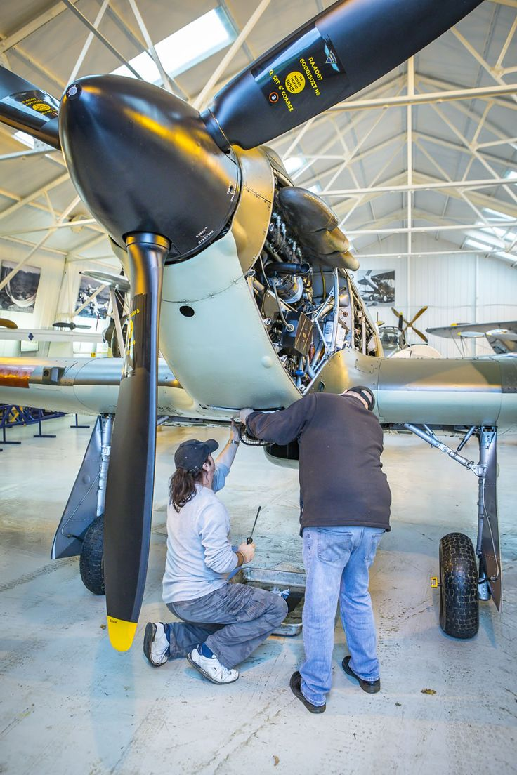Hawker Hurricane Plane Photos & Videos | Hurricane Heritage