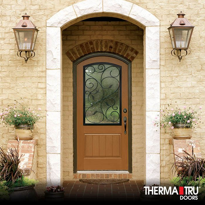 17 best images about classic craft rustic collection on for Therma tru front door