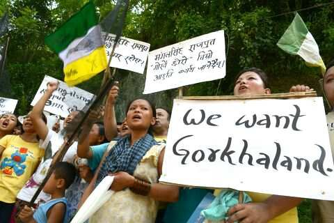 Losing ground toTMC Gorkha Janmukti Morcha raises Gorkhaland issue before Modi NDA partners   The demand for separate state of Gorkhaland comprising parts of Bengals Darjeeling district resurfaced at the national echelon when Bimal Gurung president of Gorkha Janmukti Morcha (GJM) appealed to all the 33 National Democratic Alliance (NDA) partners to support the cause. The meeting was held on Monday evening in Delhi.  The NDA meet in New Delhi was attended by Prime Minister Narendra Modi BJP…