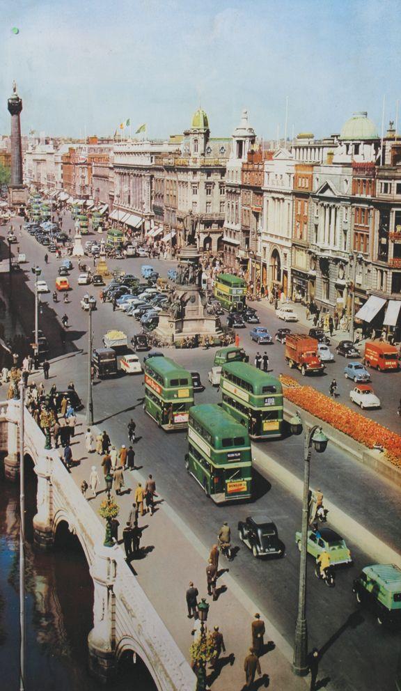 1952 O'Connell Street, Dublin